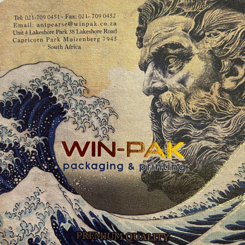 Winpak - Wine Labels in Western Cape
